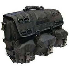 Black MOLLE Tactical Military Laptop Computer Field Briefcase Shoulder Bag Case