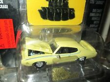 1969 pontiac GTO judge goat  Racing Champions mint edition issue 47 w/stand 1:62