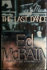 The Last Dance by Ed McBain SIGNED FIRST EDITION (2000, Hardcover)