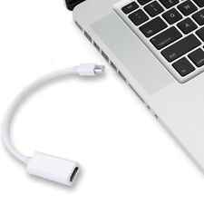 Mini DisplayPort DP MDP to HDMI, Cable Adapter Converter For Mac PC HDTV AUDIO x