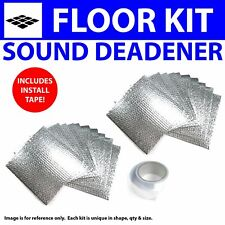 Heat & Sound Deadener Chevy Bel Air 1949 - 1954 Floor Kit + Seam Tape 29997Cm2