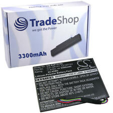 Li-Polymer AKKU 3300mAh für Asus Transformer Pad TF101 TR101 Batterie Battery