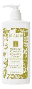 Eminence Monoi Age Corrective Exfoliating Cleanser 8.4 oz. Facial Cleanser