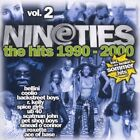 Nineties-The Hits 1990-2000 Vol.2 Pet Shop Boys, Snap, Ace of Base, Rox.. [2 CD]