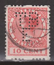 R10 Roltanding 10 used PERFIN TBE Nederland Netherlands Pays Bas syncopated