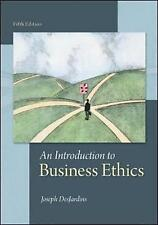 An Introduction to Business Ethics by DesJardins, Joseph R. (Paperback book, 201