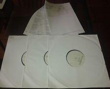 JOHNNY HALLYDAY EDDY MITCHELL JACQUES DUTRONC 3 LP TEST  LES VIEILLES CANAILLES