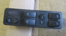 SAAB 900 ELECTRIC WINDOW FRONT 4X CONTROL SWITCH SET SWITCHES 1993 - 2002 YEARS