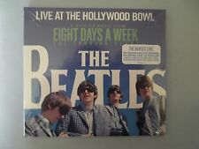 The Beatles - Live at the Hollywood Bowl 2016 CD +4 bonus tracks New & Sealed