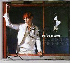 (EX171) Patrick Wolf, Accident & Emergency - 2006 DJ CD
