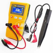 V2 Auto Range Digital Capacitor Capacitance Tester Meter 0.01pF- 470mF MESR 6013