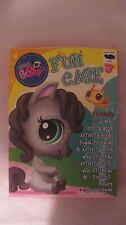Littlest Pet Shop Fun Case With Coloring & Activity Books Stickers & Crayons fc1