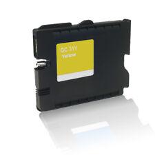 compatible Cartucho de Gel para Ricoh Aficio GX e 2600GX e3300 N 3350n gc-31y