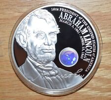 2014 Proof - Abraham Lincoln Hologram Commemorative Coin