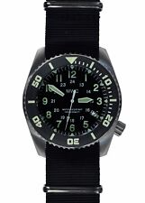 """MWC """"Depthmaster"""" 3,280ft / 1000m Water Resistant Military Divers Watch (Auto)"""