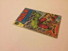 HULK E I DIFENSORI N. 4 EDITORIALE CORNO 1975 IMBUSTATO
