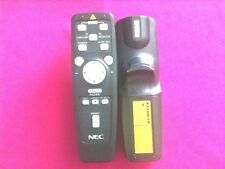 NEC COMPUTER PROJECTOR REMOTE CONTROL MODEL:RD363E  EX/CON