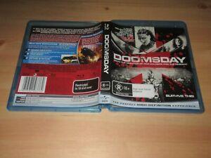 Doomsday (Blu-ray, 2008)