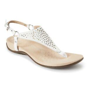 Vionic Women's Kirra Perf Arch Support Thong Sandal