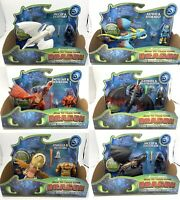 Dreamworks How To Train Your Dragon The Hidden World Figures Select Free P&P