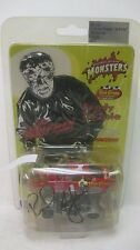 Rare Nascar Monsters Randy LaJoie Autographed #1 Chevy 1:64 Diecast   NEW dc1444