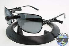 Oakley Women's Sunglasses OO4101-04 Conquest Polished Black Black Polarized Lens