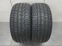 2x Sommerreifen Pirelli Pzero 235/35 ZR19 91Y R01 MO / 8,0 mm / DOT xx14