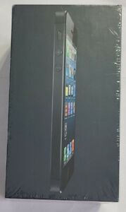 RARE IOS 6.1.4 APPLE IPHONE 5 16GB BLACK - FACTORY SEALED - VERIZON - UNLOCKED
