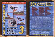 Hydrofoiling 3 - instructional DVD SkySki AirChair