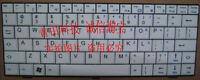 Original keyboard for FUJITSU M1010 Mini Ui3520 US layout 1196#