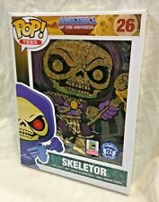 FUNKO TEES SKELETOR Mens T-SHIRT 2xl xxl 500pcs SDCC 2015 HE-MAN Free shipping