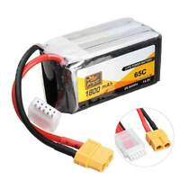 ZOP Power 14.8V 1800mAh 65C 4S Battery for XT60 Plug Helicopters