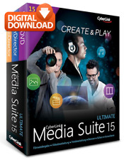CyberLink Media Suite Ultimate 15 - Digital Download Software