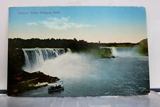 Canada Ontario Niagara Falls General Postcard Old Vintage Card View Standard PC