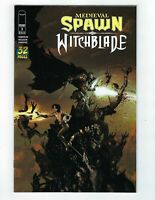 Medieval Spawn & Witchblade # 3 IMAGE COMICS Cover A 1ST PRINT MCFARLANE