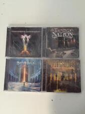 4 CDs: Psyco Drama, Tainted Nation, AlmaH, Stamina (new)