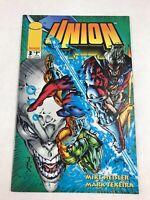 Union No 3 December 1993 Comic Book Image Comics