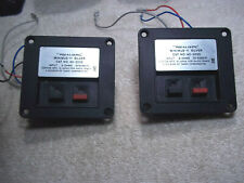 pair Minimus 11 Crossovers, 8 ohm, good condition and tested.