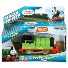 Fisher Price New Trackmaster Thomas & Friends speed & spark Percy