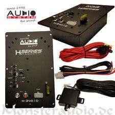 AUDIO SYSTEM H-340.1D Mini 1-Kanal Verstärker Digital Auto Endstufe 340 Watt/RMS