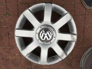 "VW MK5 MK6 GOLF TOURAN 16"" IMOLA ALLOY WHEEL 1K0601025R GENUINE OEM PART #1"