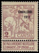 "BELGIUM B18 (Mi82iii) - Anti-tuberculosis Fund ""St. Martin de Tours"" (pf64959)"