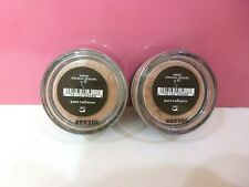 Lot of 2 bareMinerals All Over Face Color PURE RADIANCE .02 oz/.57 g Travel Size