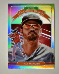 2020 Donruss Optic Diamond Kings Holo #17 Trey Mancini - Baltimore Orioles