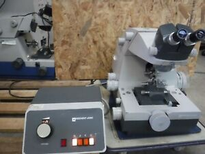 Reichert jung Ultracut Microtomo 701701 Ultramicrotome + Controlador
