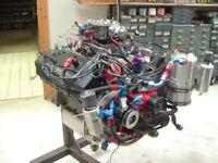 Ray Barton 426 Hemi 572 CI Engine Motor 1275HP Fresh Rebuild