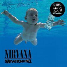 NIRVANA: NEVERMIND 20TH ANNIVERSARY REMASTERED CD KURT COBAIN / NEW