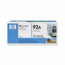 Genuine HP LaserJet Print Cartridge 92A 1100 - 3200 - 3220 Series - C4092A