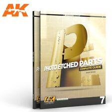 Photo-etch Parts AK Learning Series 7 Book AK Interactive AK244