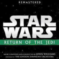 JOHN WILLIAMS - STAR WARS: RETURN OF THE JEDI - NEW CD SOUNDTRACK